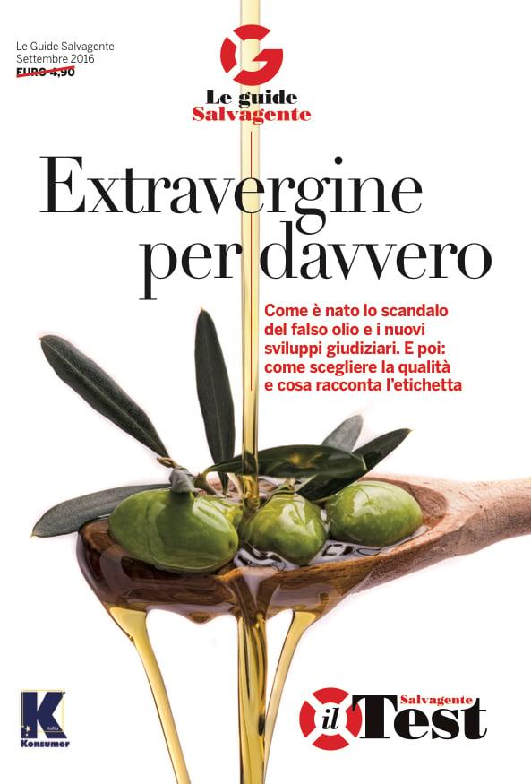 Per non sbagliare a scegliere potete richiedere la guida Salvagente dedicata all'extravergine: 32 pagine sull'alimento principe della dieta mediterranea e sulle frodi che lo riguardano.